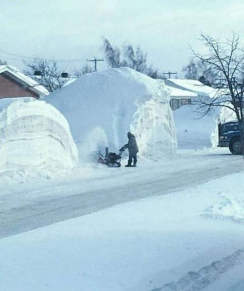 海外の凄まじい冬の寒さの画像(27枚目)