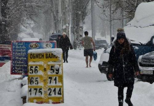 海外の凄まじい冬の寒さの画像(24枚目)