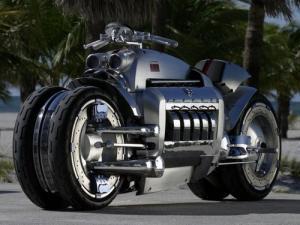 世界に10台5500万円のバイク!ダッジ・トマホークがやっぱり凄い!!の画像(9枚目)