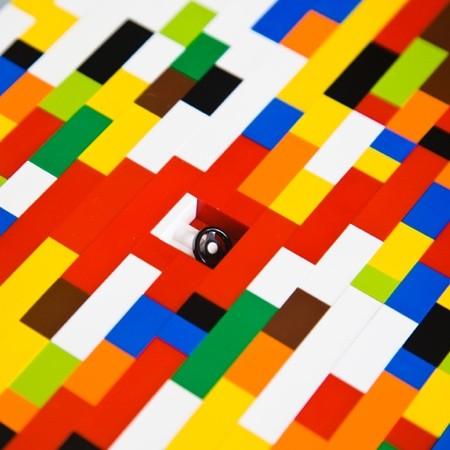 レゴで作った大きなテーブル10
