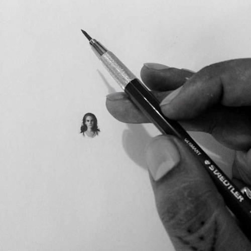 鉛筆やシャーペンで描いた小さいけど凄いクオリティの画像の数々!!の画像(7枚目)