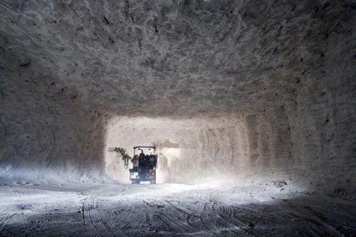 塩の洞窟!シチリア島にある岩塩の鉱山が神秘的で凄い!!の画像(26枚目)