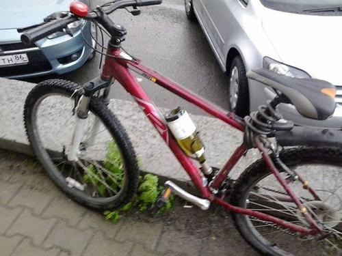 自転車にまつわるちょっと面白ネタ画像の数々!!の画像(5枚目)