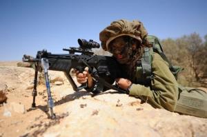 可愛いけどたくましい!イスラエルの女性兵士の画像の数々!!の画像(99枚目)