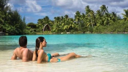 【画像】地上最後の楽園と呼ばれている「ボラボラ島」の絶景!の画像(19枚目)