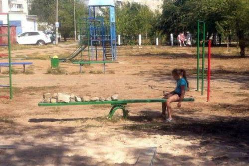 文化が違う?尺度が違う?ロシアの地味に面白い画像の数々!の画像(16枚目)