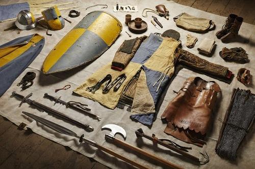 大昔から現在の兵士の装備を並べた画像がかっこよくて心ときめくwwwの画像(2枚目)