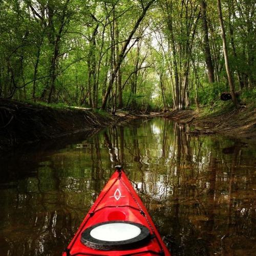 カヤック(カヌー)に乗る理由がわかる川沿いの風景の画像の数々!!の画像(16枚目)