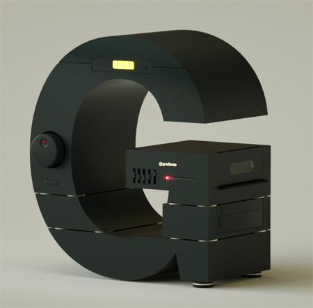 アルファベット型のメーカーのガジェット08