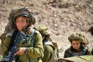 可愛いけどたくましい!イスラエルの女性兵士の画像の数々!!の画像(29枚目)