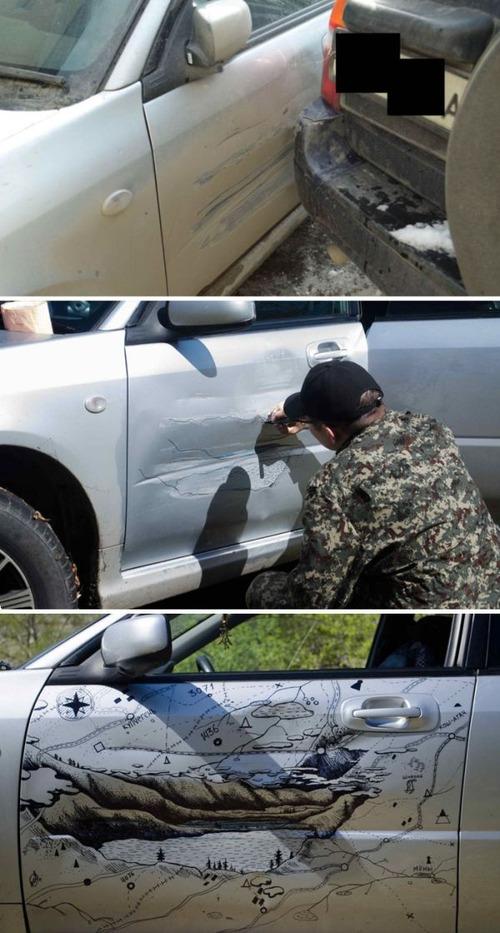 面白い自動車の改造や使い方の画像(47枚目)