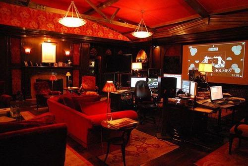 作曲家「ハンス・ジマー」のスタジオの画像(8枚目)