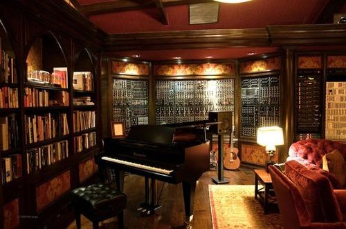 作曲家「ハンス・ジマー」のスタジオの画像(7枚目)