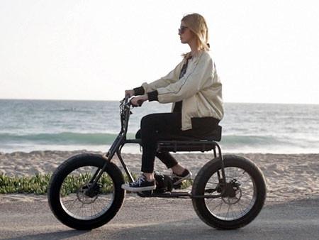 【画像】気分はアウトロー!バイクのように乗れる電動自転車!!の画像(4枚目)