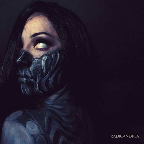 女性のメイクが怖すぎる!化粧のみで怖すぎる女性のメイクの画像の数々!!の画像(14枚目)