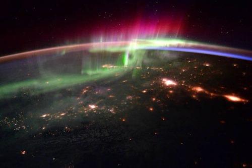 宇宙飛行士しか見ることが出来ない地球の絶景の画像の数々!!の画像(21枚目)