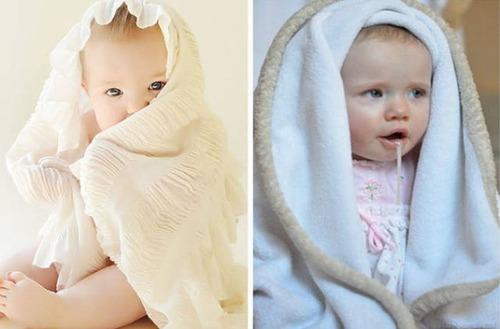 赤ちゃんとの記念撮影の理想と現実の画像(11枚目)