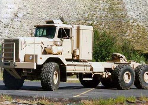 戦車が運べる超大型キャリアカーの画像(7枚目)