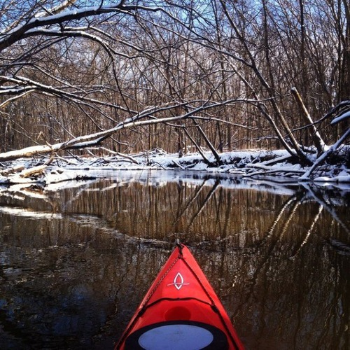 カヤック(カヌー)に乗る理由がわかる川沿いの風景の画像の数々!!の画像(6枚目)