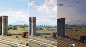 PS4とパソコンのグラフィックを同じゲームで比較した結果!!の画像(7枚目)
