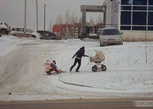 【画像】ロシアなら当たり前!ちょっと信じられないロシアの日常風景wwの画像(20枚目)