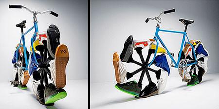 徒歩感覚で移動するウォーキングバイクが魅力的!!の画像(1枚目)