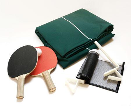 どこでも卓球台!!にできるテーブルクロスが魅力的wwwの画像(2枚目)
