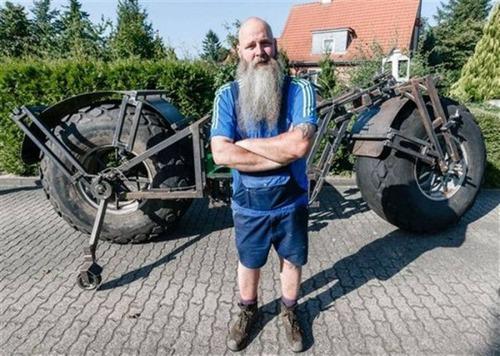 世界一重い自転車の画像(2枚目)