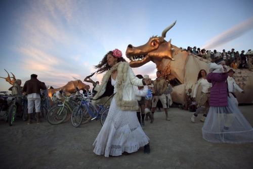 荒野の祭典!バーニングマン2015の画像の数々!の画像(28枚目)