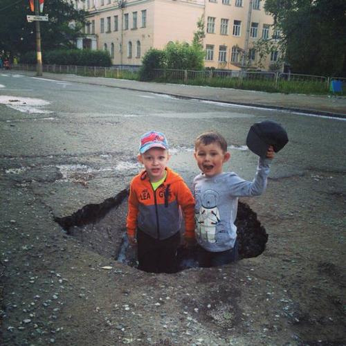 おなじ地球で別世界!さすがロシアの面白い日常の画像の数々!!の画像(21枚目)