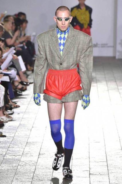 ちょっと面白いファッションの画像(2枚目)