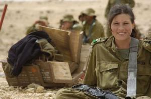 可愛いけどたくましい!イスラエルの女性兵士の画像の数々!!の画像(97枚目)