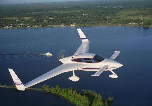 飛ぶのが不思議!面白い形の飛行機の画像の数々!!の画像(8枚目)