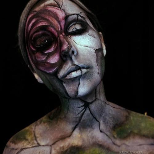 女性のメイクが怖すぎる!化粧のみで怖すぎる女性のメイクの画像の数々!!の画像(7枚目)