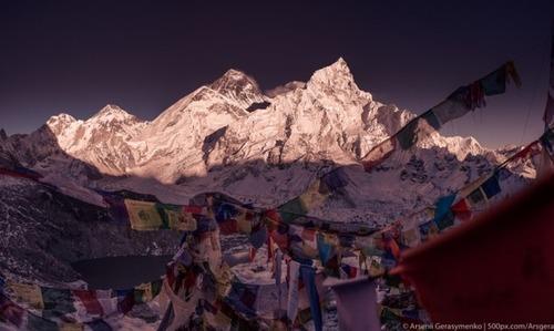 【画像】標高8850m!エベレストの幻想的な風景!!の画像(30枚目)