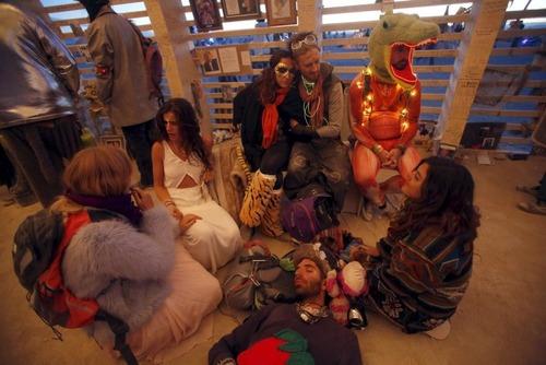 荒野の祭典!バーニングマン2015の画像の数々!の画像(44枚目)