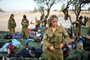 可愛いけどたくましい!イスラエルの女性兵士の画像の数々!!の画像(62枚目)