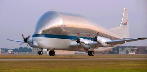 飛ぶのが不思議!面白い形の飛行機の画像の数々!!の画像(5枚目)