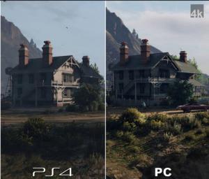 PS4とパソコンのグラフィックを同じゲームで比較した結果!!の画像(13枚目)