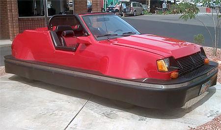 全面バンパーの自動車の画像(5枚目)