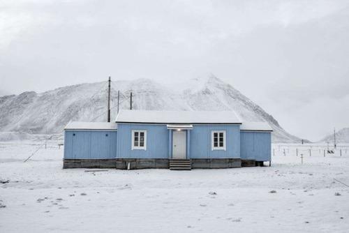 ほぼ世界の最北!極寒の村の風景の画像の数々!!の画像(9枚目)