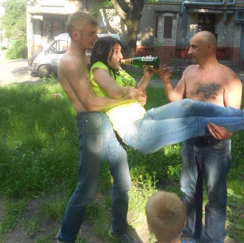 おなじ地球で別世界!さすがロシアの面白い日常の画像の数々!!の画像(22枚目)