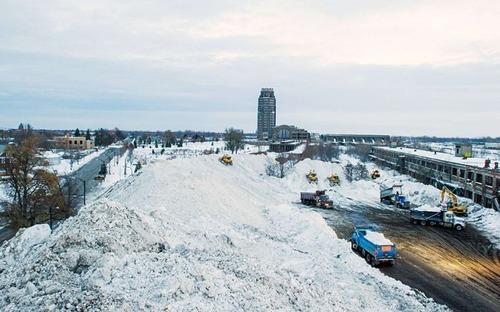 【画像】大雪のニューヨークで日常生活が大変な事になっている様子!の画像(26枚目)