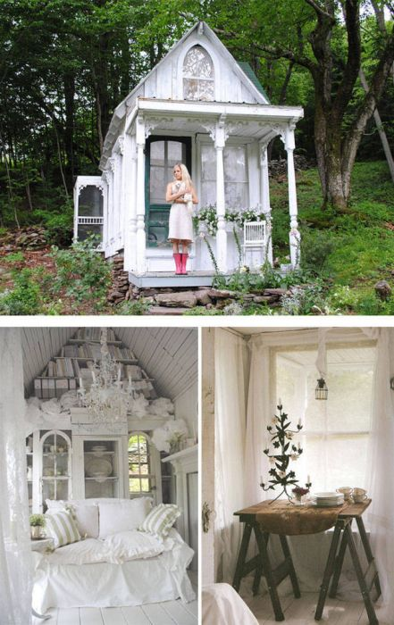 ロマンあふれる!心落ち着く小さな別荘の画像の数々!!の画像(40枚目)