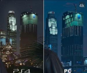 PS4とパソコンのグラフィックを同じゲームで比較した結果!!の画像(8枚目)