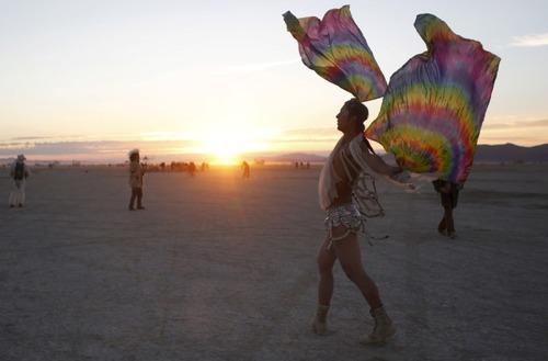 荒野の祭典!バーニングマン2015の画像の数々!の画像(11枚目)