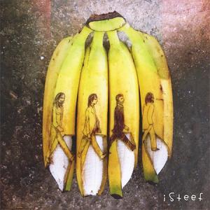 【画像】バナナに絵を描くアートがさらに進化しているwwの画像(4枚目)