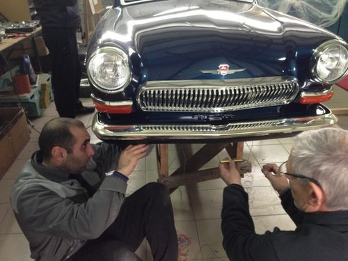 【画像】職人が本気で作った子供用の自動車が凄いwwwの画像(66枚目)