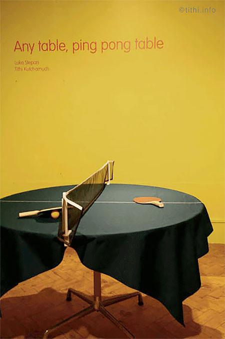 どこでも卓球台!!にできるテーブルクロスが魅力的wwwの画像(7枚目)