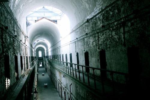 【画像】ペンシルバニアの州立刑務所が不気味で美しい…の画像(7枚目)